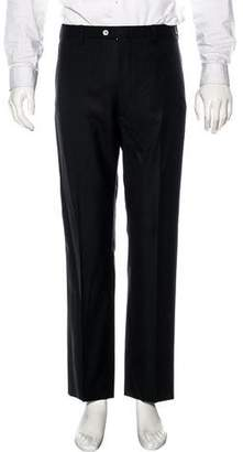 Cesare Attolini Super 150's Wool Dress Pants
