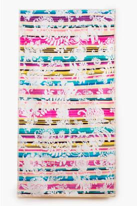 Desigual Paisley Bloom Bath Towel