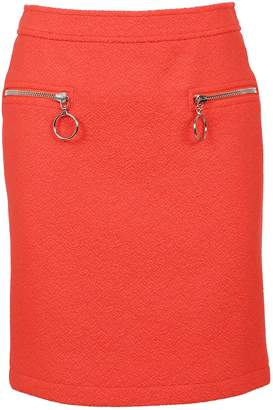 Moschino Wool Skirt