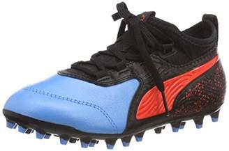 d619649e2970 Puma Unisex Kids One 19.3 Mg Jr Football Shoes