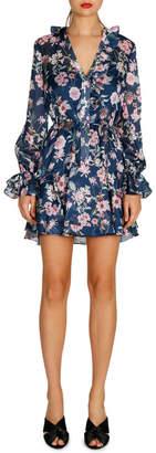 Cooper St Rita Longsleeve Mini Dress