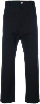 Golden Goose cropped tailored trousers