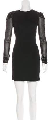 Alexander Wang Mini Bodycon Dress