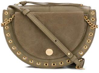 See by Chloe eyelet detail satchel