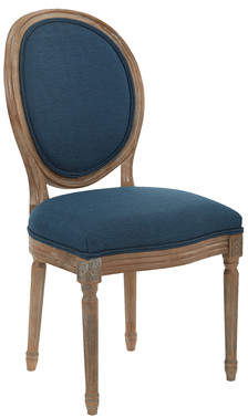 Charmant ... Ave Six Sessoms Oval Back Dining Side Chair