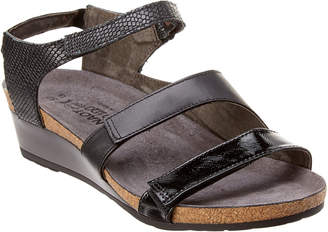 Naot Footwear Goddess Leather Sandal