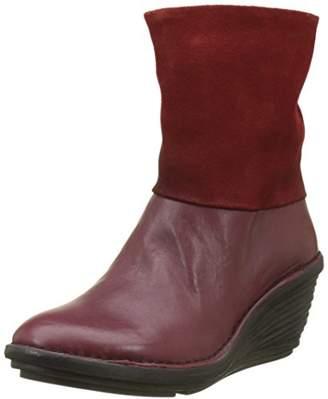 Fly London Women''s SINA671FLY Boots, (Cordoba Red), 40 EU