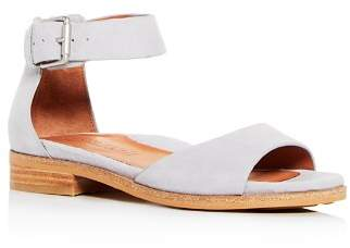 Kenneth Cole Gentle Souls by Gentle Souls Women's Gracey Suede Ankle Strap Sandals