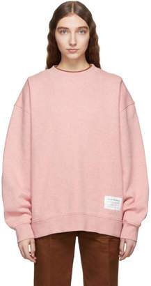 Acne Studios Pink Fyona Sweatshirt
