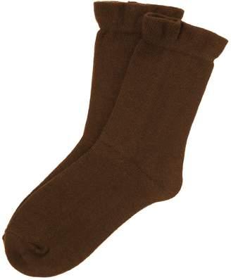 Crazy 8 Crazy8 Scallop Sock