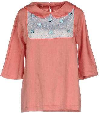 Rose' A Pois Blouses - Item 38707604AH