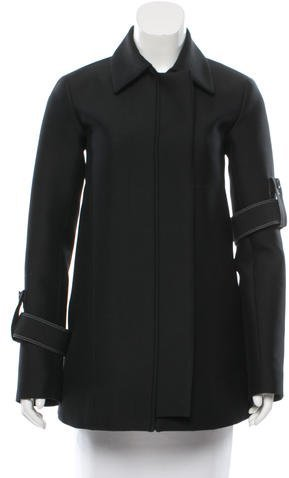 Celine Céline Structured Short Coat