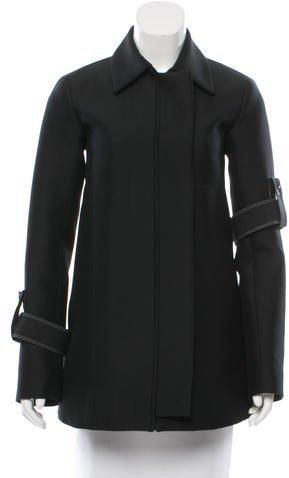 CelineCéline Structured Short Coat