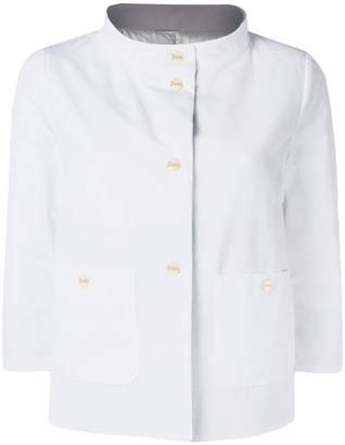 Herno padded over-shirt jacket