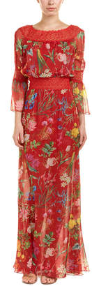 Tadashi Shoji Maxi Dress