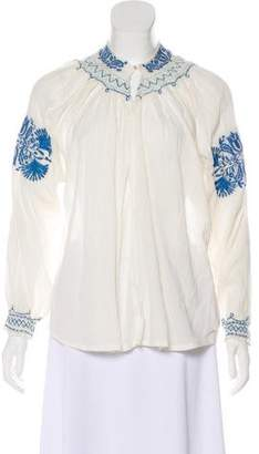 The Great Peasant Long Sleeve Shirt