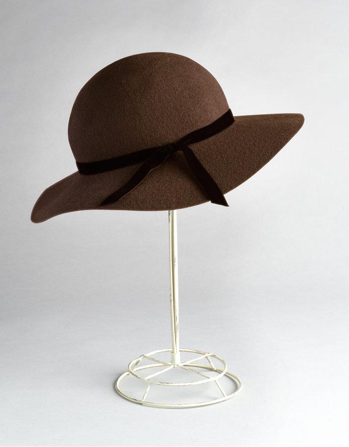 KATHY JEANNE Felt Parson's Hat