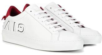 Givenchy Urban Knots leather sneakers