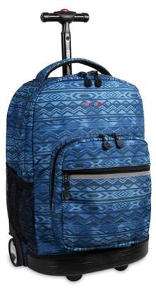 J World JWorld Sunrise Rolling Backpack