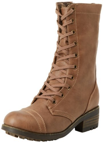 Dollhouse Women's Combat Boot