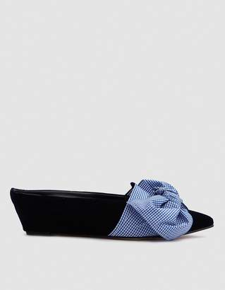 Trademark Adrien Tie Slide in Navy