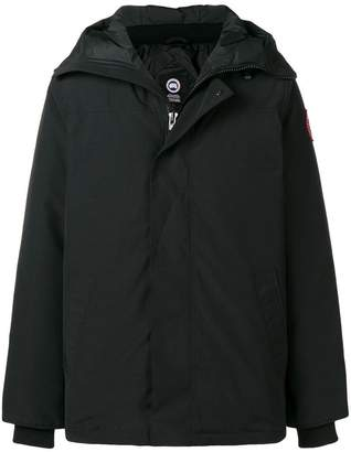 Canada Goose hooded parka