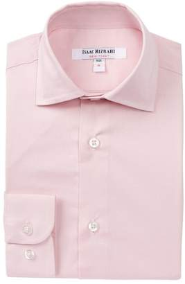 Isaac Mizrahi Dress Shirt (Toddler, Little Boys & Big Boys)