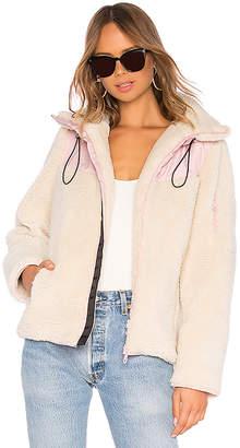 LPA Sherpa Fleece Jacket