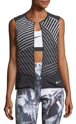 Nike Aeroloft Flash Reflective Running Vest