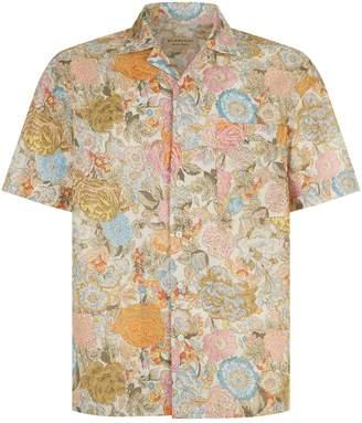 Burberry English Garden Casual Shirt