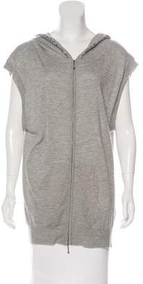 Thomas Wylde Embellished Cashmere Vest