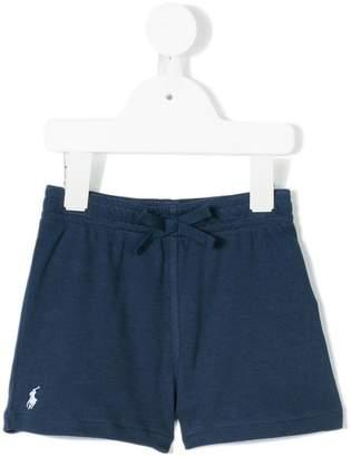 Ralph Lauren Kids drawstring shorts