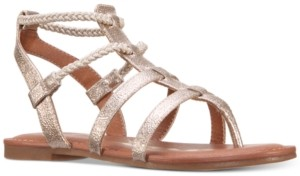 Nina Maragaree Gladiator Thong Sandals, Toddler Girls & Little Girls