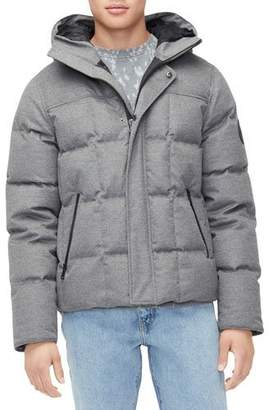 UGG Men's Cadin Hip-Length Puffer Parka Coat