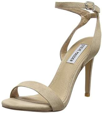 9e088c8f44b at Amazon.co.uk · Steve Madden Footwear Women s Sarandon Ankle Strap Sandals