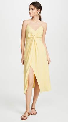 Line & Dot Lila Dress