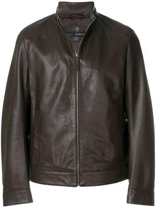 Jeckerson zipped fitted jacket