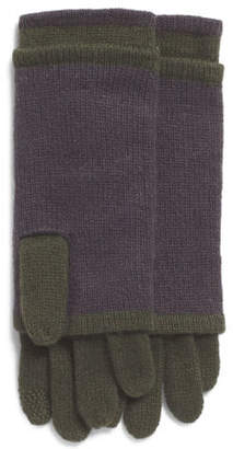 3-in-1 4ply Cashmere Texting Gloves
