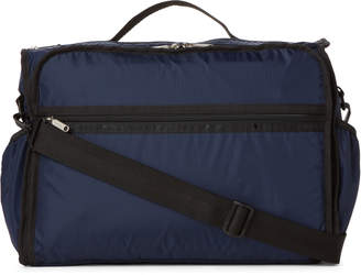 Le Sport Sac Navy Convertible Messenger Diaper Bag