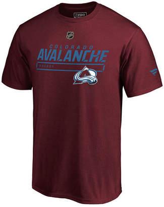 Majestic Men Colorado Avalanche Rinkside Prime T-Shirt
