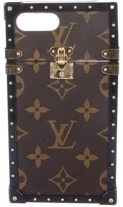 Louis Vuitton 2016 Monogram Eye-Trunk 7 Plus Case