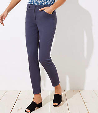 LOFT Petite Skinny Ankle Pants in Julie Fit