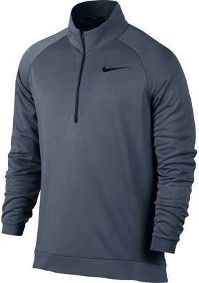 Nike Men's Dri-Fit Quarter-Zip Fleece Top