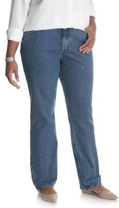 Lee Riders Women's Plus Relaxed Jean