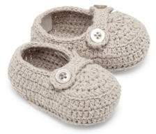 Elegant Baby Baby's Crocheted Booties