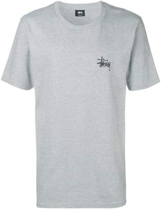 Stussy brand embroidered T-shirt
