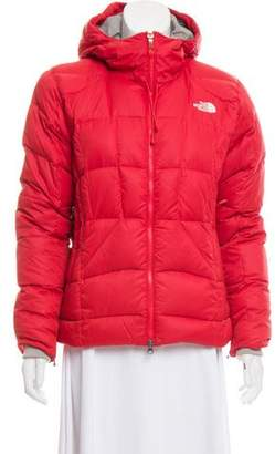 The North Face Down Hooded Jacket