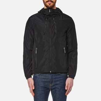 Men's New Dual Zip Cagoule