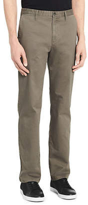 Calvin Klein Straight Fit Cavalry Twill Pants