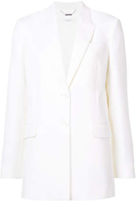 Givenchy classic fitted blazer